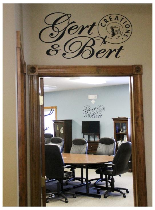 Livingston County Chamber, Conference Room, Sponsor, Sponsorship, Gert & Bert Creations, Marketing, Chamber Factor