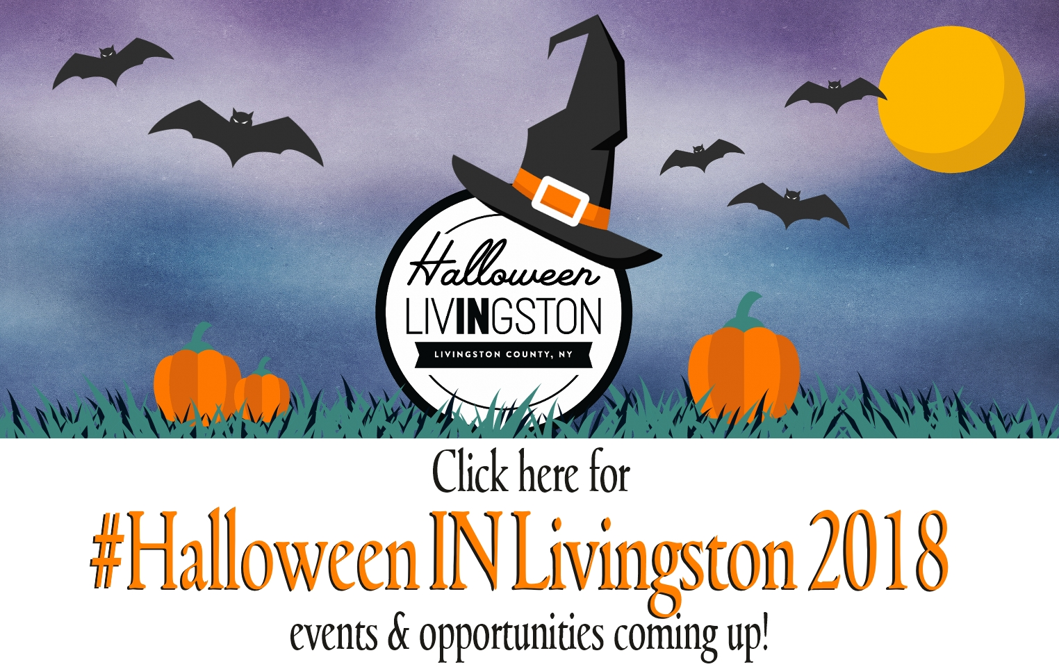 Halloween In Livingston County, Shop Local, Find It In Livingston