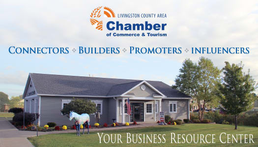 The Livingston County Chamber of Commerce & Tourism, Your Business Resource Center