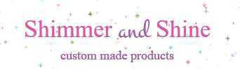 Shimmer & Shine personalized custom products, Livingston County Chamber's Dream Wedding 2019