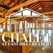 The Chalet at East Hill Creamery, Perry, Dream Wedding Expo, Livingston County Chamber, Event Venue