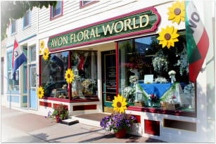 Livingston County Chamber of Commerce & Tourism, Member Spotlight, Avon Floral World, Avon NY, Chamber Factor