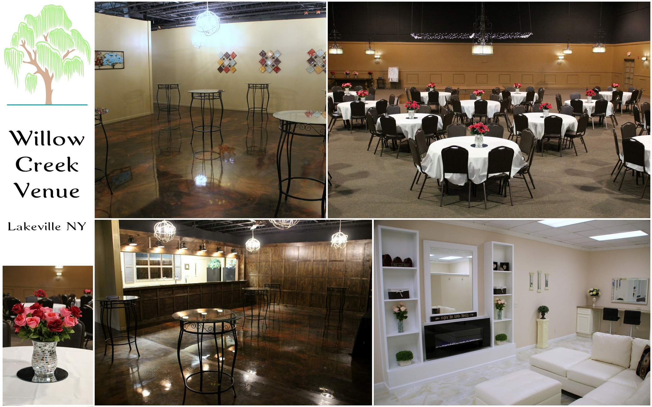 Willow Creek Event Venue, Lakeville, Weddings IN Livingston, Bridal Show, Dream Wedding Expo, Livingston County Chamber of Commerce, Destination Weddings