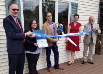 Legal Assistance of Western NY Ribbon Cutting