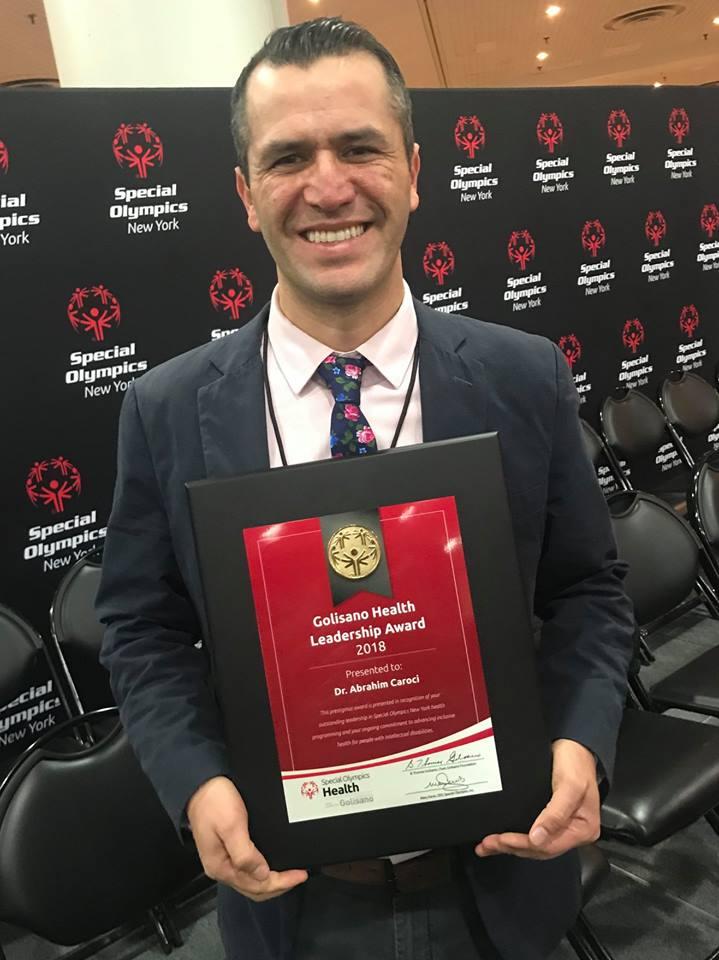 Dr  Abrahim Caroci, of Geneseo Orthodontics & Pediatric Dentistry
