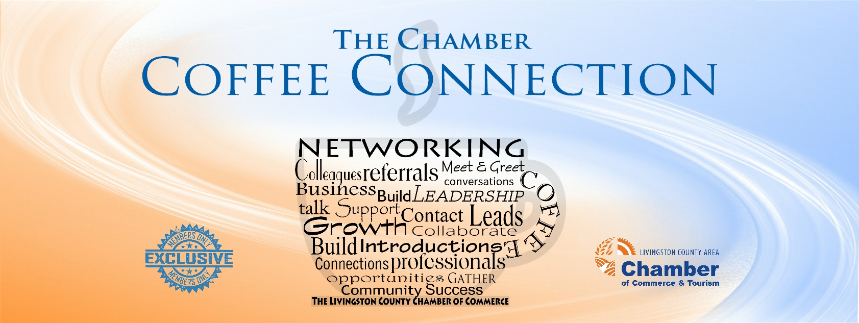 Livingston County Chamber of Commerce, Coffee Connection