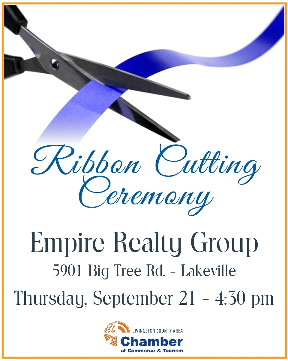 Ribbon Cutting Ceremony with Empire Realty Group