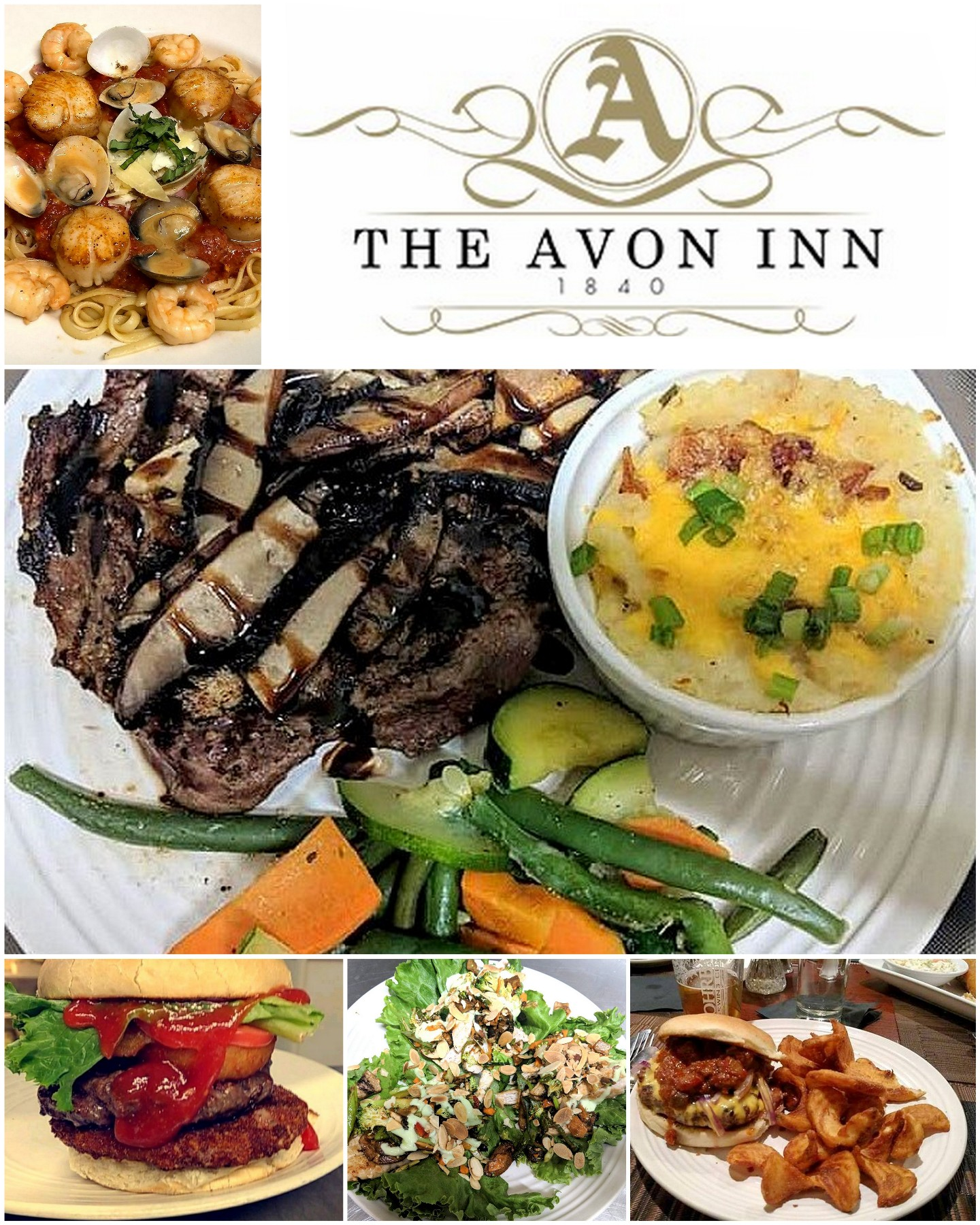 The Avon Inn, Avon NY, Eat IN Livingston, Livingston County Chamber of Commerce and Tourism, Weddings, Events, Dinner, Fine Dining, Trip Planner, Find It IN