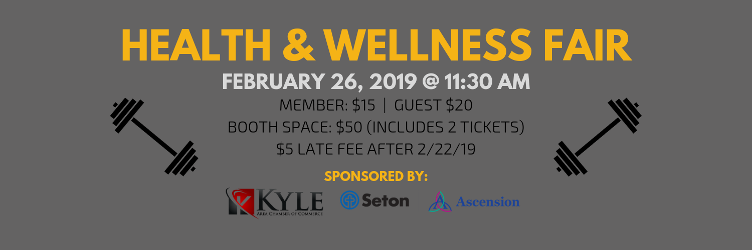 Health & Wellness Fair