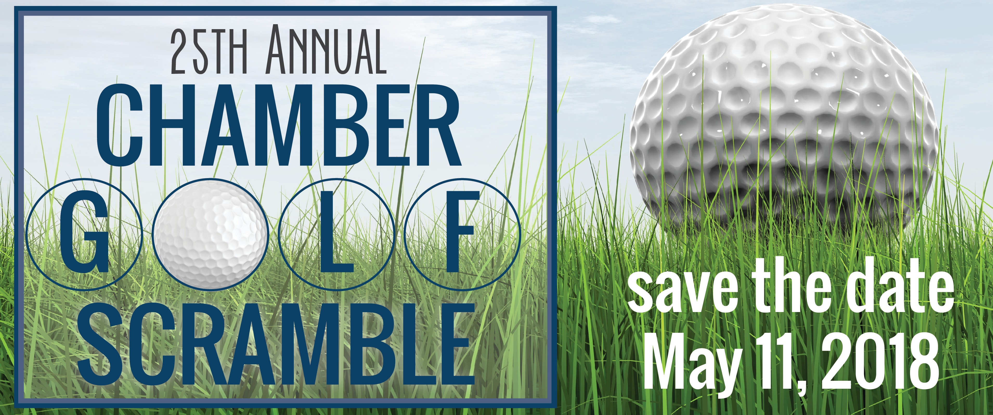 25th Annual Golf Scramble