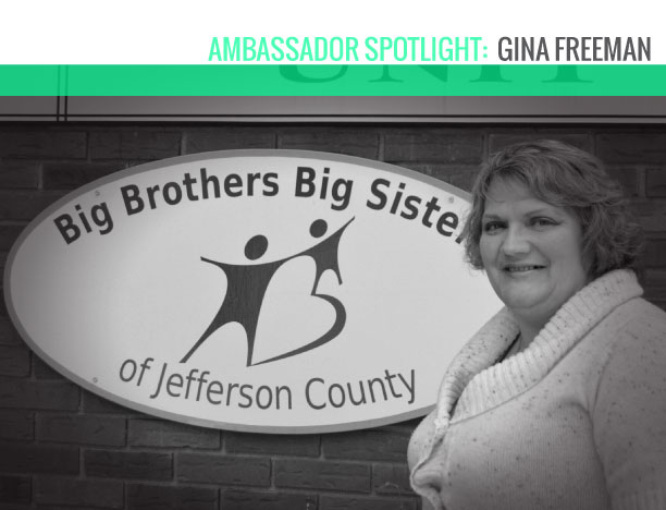 Madison Indiana, Madison Area Chamber of Commerce, Chamber Ambassador, Gina Freeman, Jefferson County Indiana, Big Brothers Big Sisters, BBBS