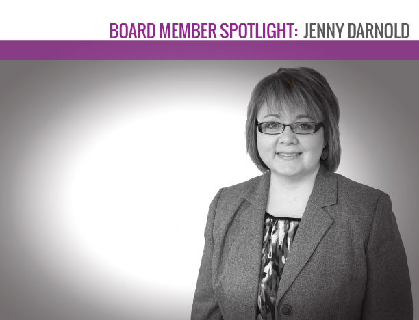 Madison Indiana Chamber of Commerce Board of Directors, Board Member, Jenny Darnold, German American Bank