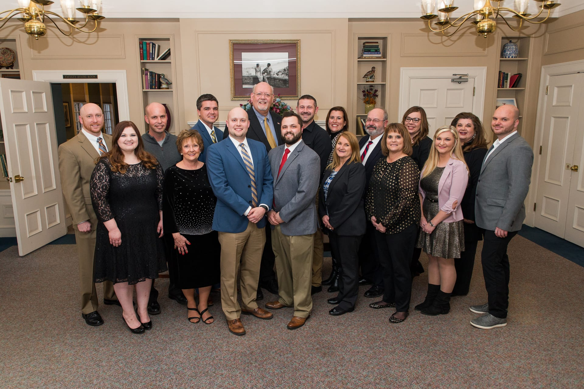 Madison Indiana, Madison Area Chamber of Commerce, 2018 Board of Directors