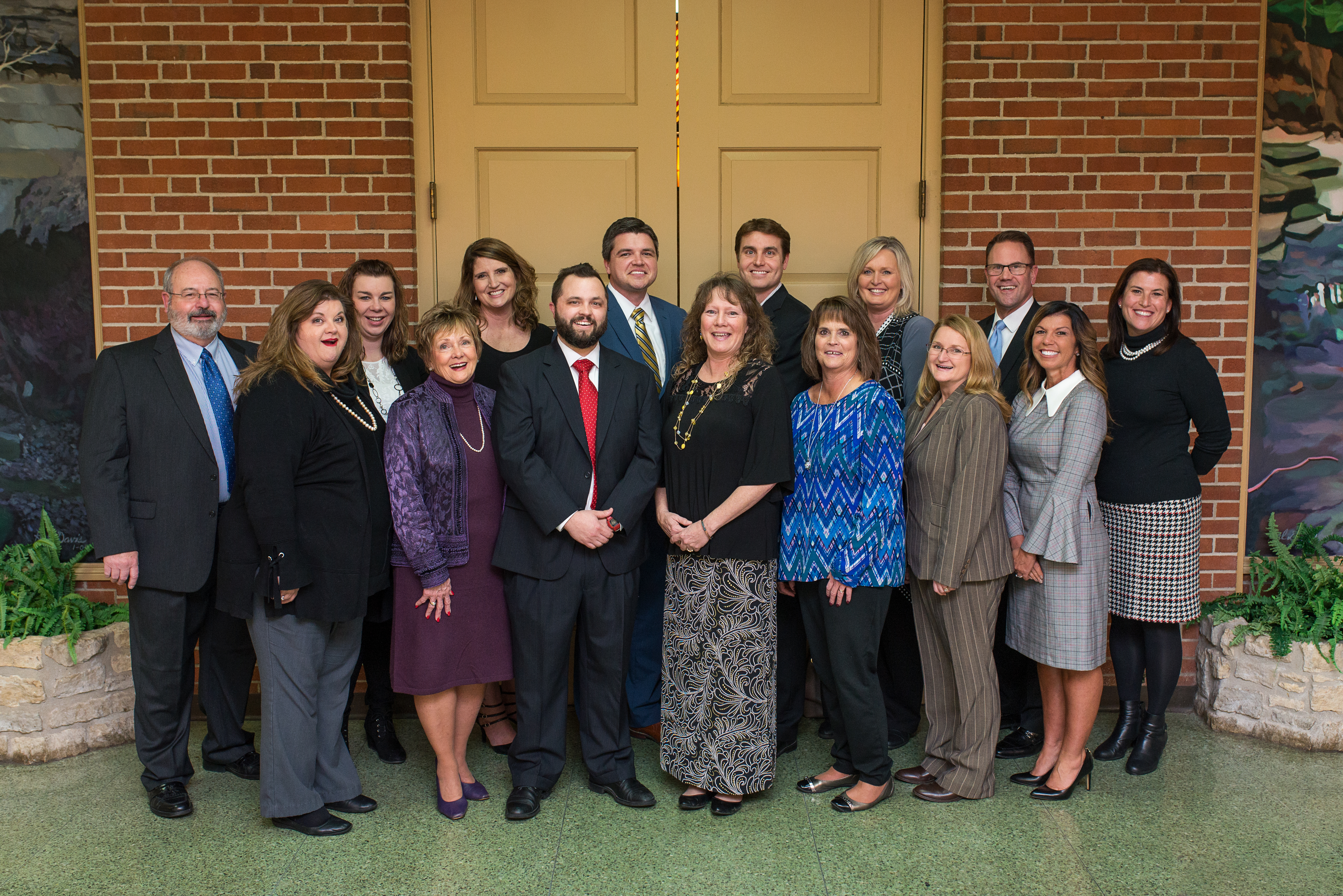 Madison Indiana, Madison Area Chamber of Commerce, 2019 Board of Directors