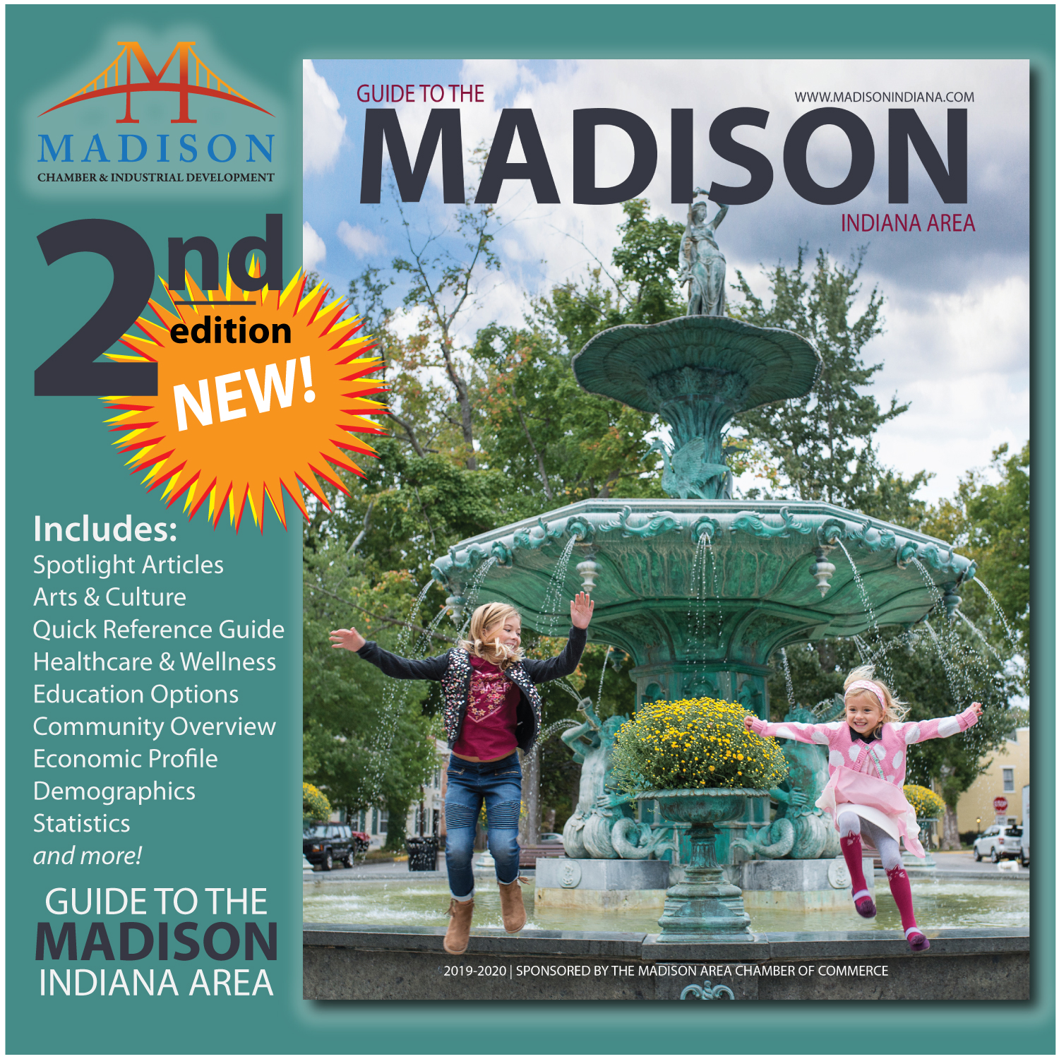 Indiana Festival Guide 2020.2019 Guide To The Madison Indiana Area Madison Chamber