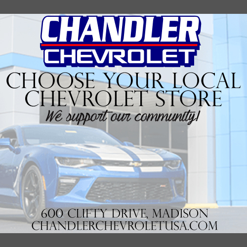 Madison Indiana, Madison Area Chamber of Commerce, Local Business, Shop Local, Chandler Chevrolet, Local Chevrolet Store