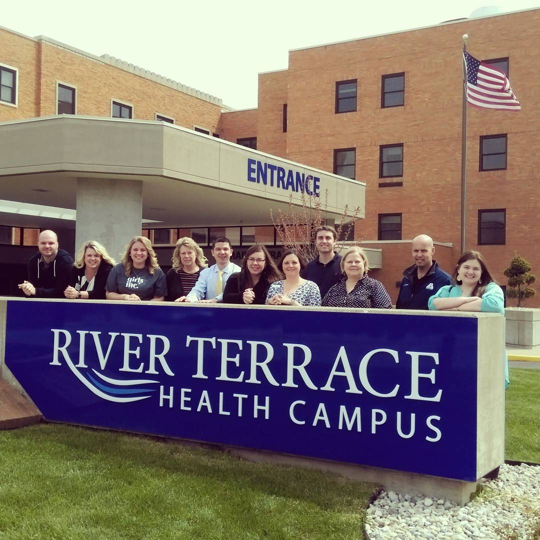 Madison Indiana, Madison Area Chamber of Commerce, Chamber Ambassadors, River Terrace Health Campus
