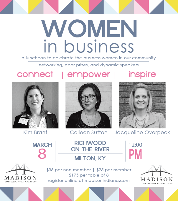 Women in Business Madison Indiana