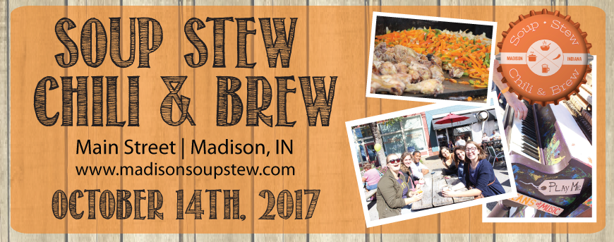 Soup Stew Chili and Brew Festival Madison Indiana