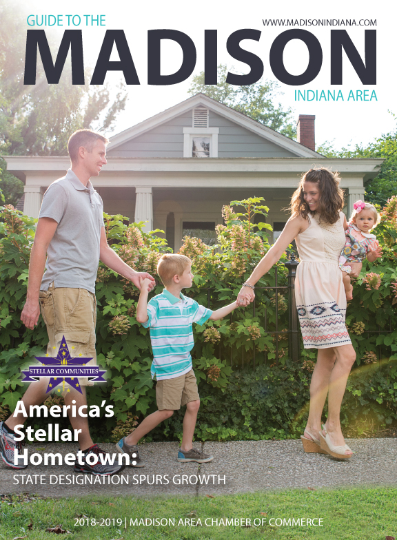 Guide to the Madison Indiana Area: move, relocate, grow