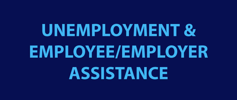 UNEMPLOYMENT FILING EMPLOYEE EMPLOYER ASSISTANCE GUIDE GUIDANCE RESPONSIBILITIES REQUIREMENTS MADISON IN CORONAVIRUS COVID-19