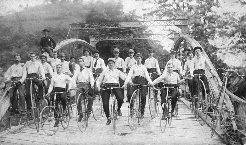 Madison Athletic and Cycle Club, Madison Indiana, Madison Chamber of Commerce, Jefferson County Historical Society