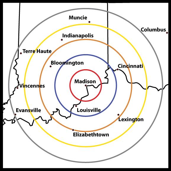 Madison Indiana Jefferson County Population-Map.jpg