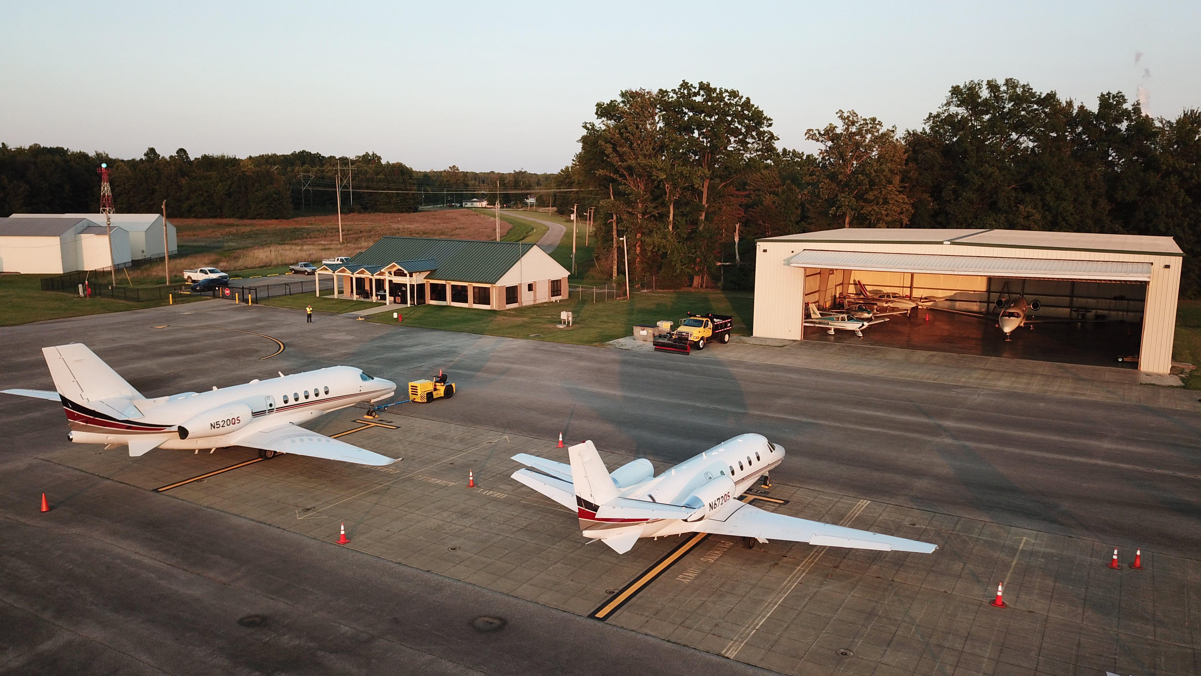 Madison Municipal Airport