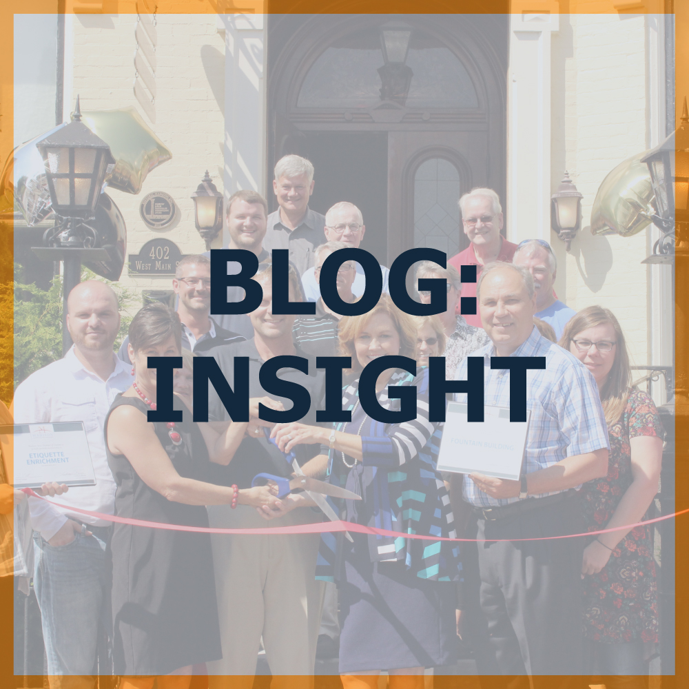 Blog: Chamber Insight Business Article Information for Madison Indiana