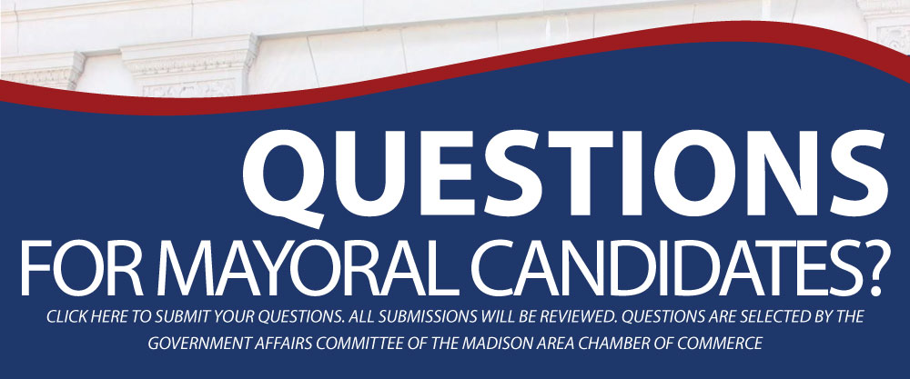 Submit question for mayoral debate