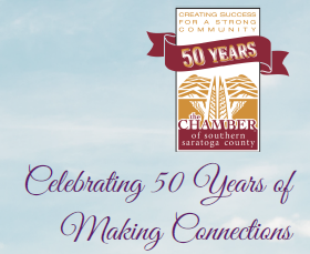 Celebrating 50 Years of Making Connections