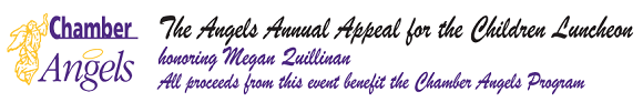 The 2016 Chamber Angels Annual Appeal Luncheon