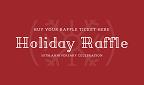 50th Anniversary Holiday Raffle Tickets
