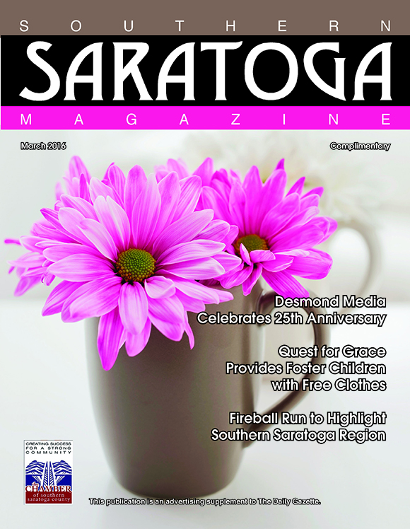 Southern Saratoga Magazine - Mar 2016
