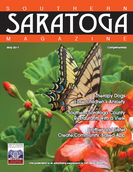 Southern Saratoga Magazine - Summer 2017 Issue