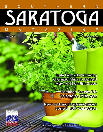 Southern Saratoga Magazine - Spring 2016