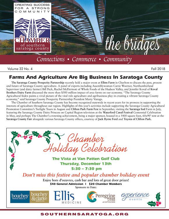 The Bridges Newsletter - Fall 2018