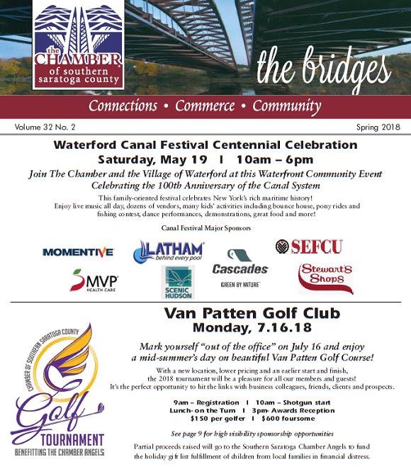 The Bridges Newsletter Spring 2018