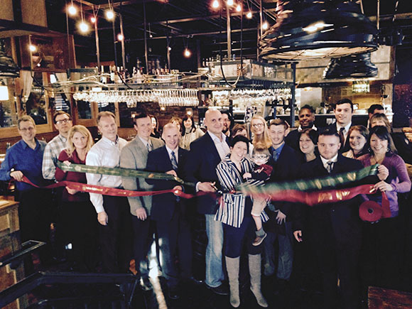 Pasta Pane Ribbon Cutting