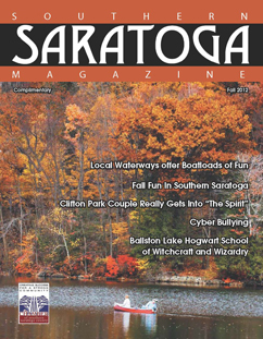 Southern Saratoga Magazine - Fall 2012 cover