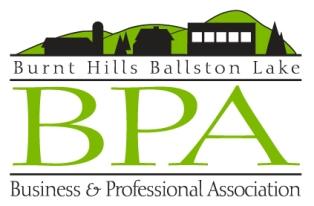 Burnt Hills Ballston Lake Business and Professional Association logo