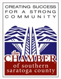 Chamber of Southern Saratoga County logo