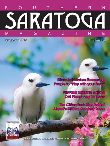 Southern Saratoga Magazine - Spring-Summer 2014