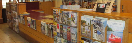 advertising opportunities as the Southern Saratoga Information Center