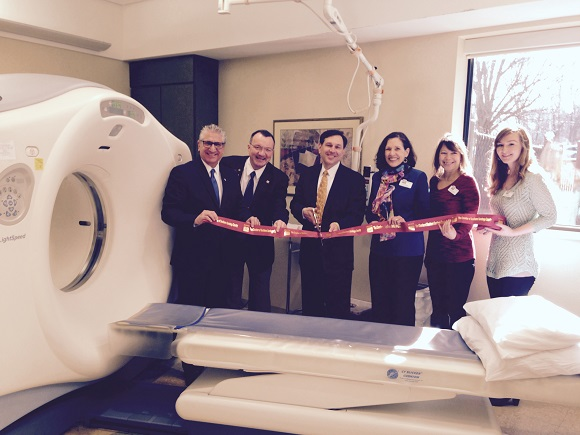 Ribbon Cutting for Clifton Park Advanced Imaging