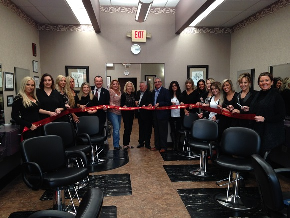 Ribbon cutting to celebrate 40 years of success for Hair & Body Essentials Salon and Day Spa