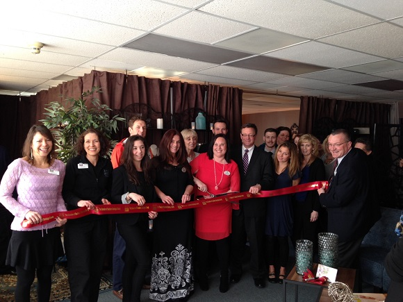 Ribbon Cutting for Healing Journey Within Wellness Center