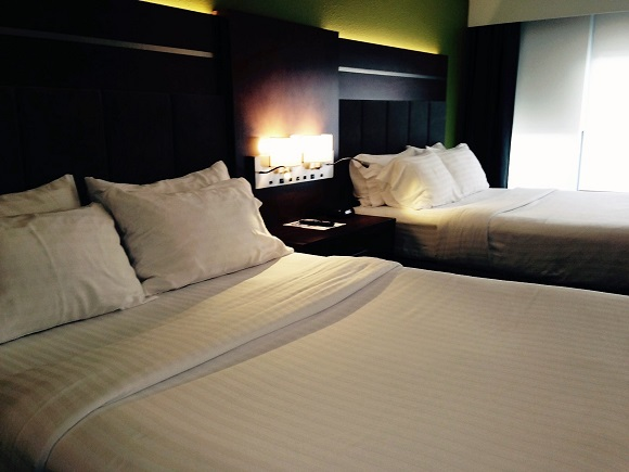 Holiday Inn Express - newly rennovated rooms located at 18 Clifton Park Village Rd
