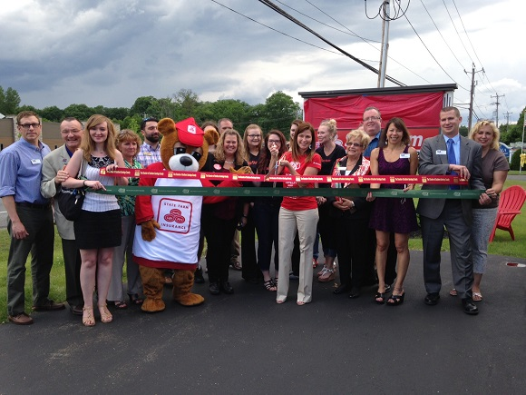 Ribbon cutting for the Grand Opening of State Farm Insurance-Shannon G Barr