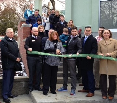 The Children's Museum at Saratoga Ribbon Cutting 1/19/2017